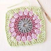 Crochet Hats, Crochet Bebe, Stitch, Collection, Base, Granny Squares, Farmhouse Rugs, Crochet Square Patterns, Crochet Jacket