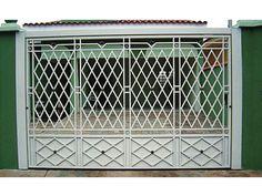 Portão Basculante - qd020