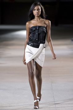 Anthony Vaccarello,  Spring / Summer 2013