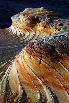 Second waves Coyote Butles North, Paria Vermilion Cliffs, Wilderness, Arizona