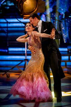 Strictly Come Dancing - (professional) Brendan Cole and singer Sophie Ellis-Bextor