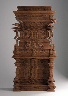 Distorted Furniture