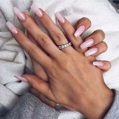pink, nails, girly, fashion