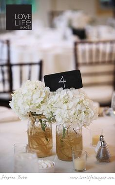 Low: Centerpiece with Chalk table no.