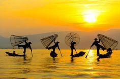 Inle Lake, Birma