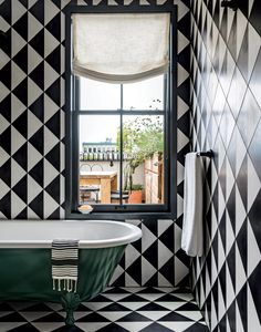 The Rooftop Bathroom
