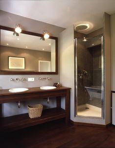 Salle de bains contemporaine - Home Design - Brussels - www.homedesign.be