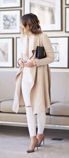 #fall #fashion / neutrals