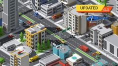 Elevate your workflow with the SimplePoly World - Low Poly Assets asset from VenCreations. Find this & other Environments options on the Unity Asset Store. Low Poly 3d Models, Unique Buildings, Modern City, Model Trains, Amazing Art, Environment, Urban, World, Bridges