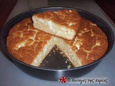 Τυρόψωμο στο λεπτό How To Make Bread, Food To Make, Bread Making, Savory Muffins, Savoury Pies, Greek Pita, Greek Cooking, Time To Eat, Greek Recipes