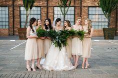 Bridesmaid Dresses, Wedding Dresses, Real Weddings, How To Wear, Instagram, Fashion, Bridesmade Dresses, Bride Dresses, Moda