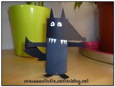 loup de carton - Cerca con Google