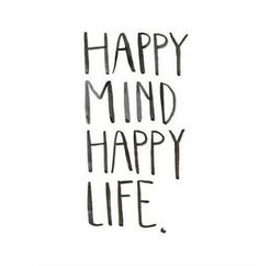 keep that mind happy