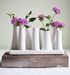 Fancy - Madison Tube Vase by Chive