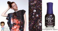 Smalto ORLY Intergalactic Space by @Le Beatrici  http://lebeatrici.blogspot.it/2014/01/orly-galaxy-fx-spring-2014-comunicato.html