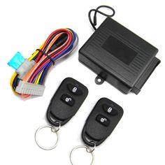 Key Diy, Car Door Lock, Car Search, Security Alarm, Control Unit, Keyless Entry, Door Locks, Kit, Products
