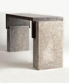 The Sunday console table