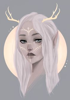 Portrait of my Lavellan from Dragon Age: Inquistion. Portrait of my Lavellan from Dragon Age: Inquistion. Pretty Art, Cute Art, Character Inspiration, Character Art, Female Character Design, Art Sketches, Art Drawings, Eyes Artwork, Elfa
