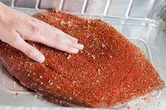 Texas Brisket Rub Recipe   eHow