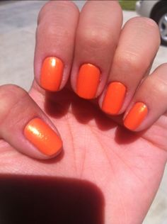 Persimmon by Pomegranate Nail Lacquer