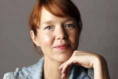 Actress Anna Maxwell Martin pictured at her London home