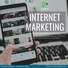 #AdsRole is a leading Internet Marketing Company offering unmatched SEO Services at an affordable cost.  Call us today for FREE Consultation on +1 (972) 694-9090 or simply visit our website: www.adsrole.com.  #SEO #DigitalMarketing #InternetMarketing #SEOAgency Top Digital Marketing Companies, Internet Marketing, Social Media Marketing, Local Seo Services, Companies In Usa, Seo Agency, Mobile Marketing, App Development, Mobile App