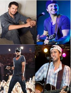 Luke Bryan! Did I just pin him to my 'yummy' board? Yes, yes I did! ;)