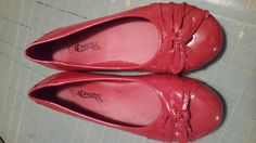 Check out this item in my Etsy shop https://www.etsy.com/listing/492436650/vintage-christmasvalentine-shoes-size-7