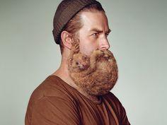 Men sport animal beards in genius New Zealand ad campaign
