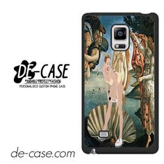 Miley Cyrus Venus Di Milo Twerking Vma Classic Moment DEAL-7243 Samsung Phonecase Cover For Samsung Galaxy Note Edge