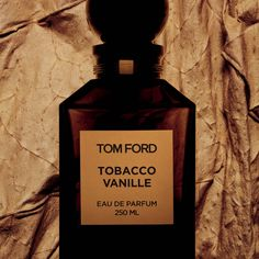 Opulent. Warm. Iconic. Discover Private Blend Tobacco Vanille.  #TOMFORD #PRIVATEBLEND #TFBEAUTY