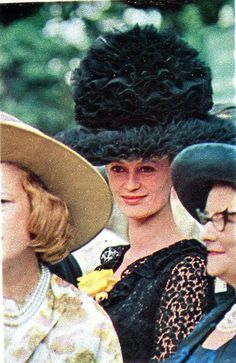 1964 Ascot hat, via Flickr.