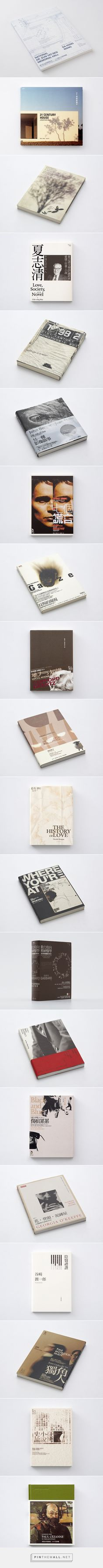 王志弘 - Selection of Book Designs, 2007