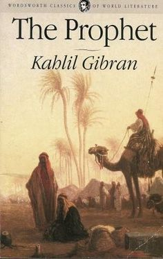 Amazon.fr - THE PROPHET ( Wordsworth Classics of World Literature ) - Kahlil Gibran - Livres