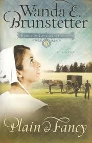Wanda Brunstetter is one of the best Amish authors.