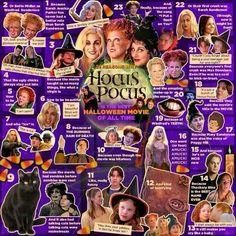 Hocus Pocus <3 Love this movie!!!
