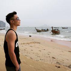 carefree life.  #Krabi #AoNang #darrenworldsnaps by darrenldl