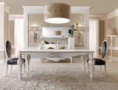 GLAMOUR Mesa de jantar by Gotha Luxury Italian Style