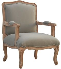 Foam Arm Chair Navy Blue Squared Arms Solid Wood Living Room Gorgeous Wooden Living Room Chairs Design Inspiration