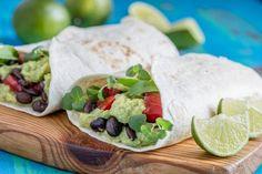 Prepara unas auténticas fajitas con guacamole fácilmente  #Fajitas #FajitasConGuacamole #RecetaFajitas #RecetasFaciles #RecetasMexicanas #RecetasSaludables
