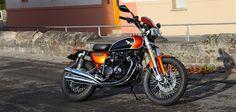 Custom Honda CB 500 four, Dutch Design