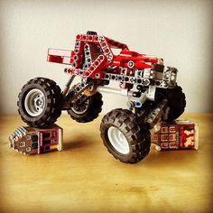 Lego Technic Monster Truck #8261