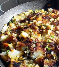 The English Kitchen: Bubble and Squeak