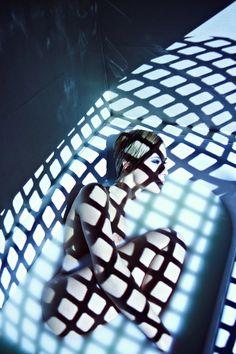 The work of Dorota Korotko. Pls note it contains female nudity