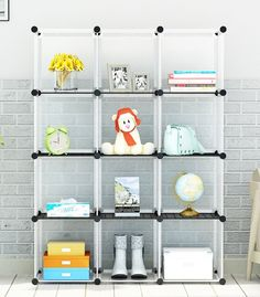 Children Furniture Lower Price with New Childrens Cartoon Plastic Assembly Simple Wardrobe Lockers Storage Cabinets Resin Composition Baby For Kit Child Convenient To Cook Children Wardrobes