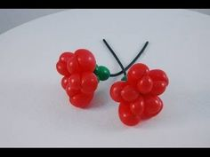 Como hacer Flor 5 pétalos de globos - five petal flower balloon- Tutoria...