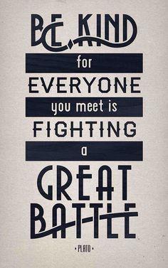 - Plato