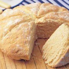 Australian Damper Recipe Lunch and Snacks, Breads with self rising flour, salt, butter, milk, water
