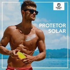 Proteja-se do sol: não esqueça de colocar o protetor solar na mala antes de sair de viagem ☀ 😎 #Proteção #Verão2017 #CuidadosComAPele #TodaHoraÉ #RadicalChic