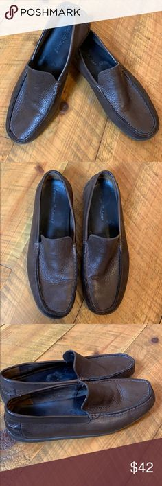 525a26eca Tommy Bahama brown Naples Driver Venetian shoes 12 Tommy Bahama slip on  shoes Size 12 Brown